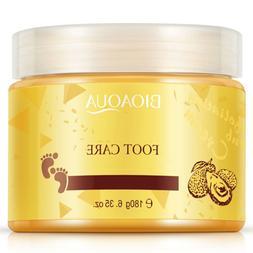 1 Bottle BIOAQUA Foot Care Herbal Cream Cleansing Feet Exfol
