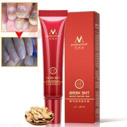 1Pc Nail Foot Protector Skin Care Cream Nail Treatment the H