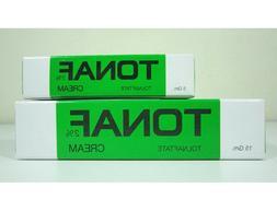 TONAF 2% CREAM ATHLETES FOOT RINGWORM FUNGI-MYCOSIS, Eczema,
