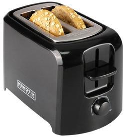 Kitchen Selectives 2 Slice Toaster Black