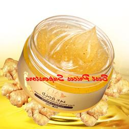 AFY 24K Gold Foot Cream Scrub Mask Natural Exfoliation Rremo