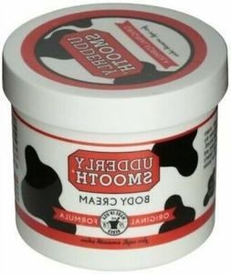 Udderly Smooth 60251X12 12 Oz. Body Cream Skin Moisturizer