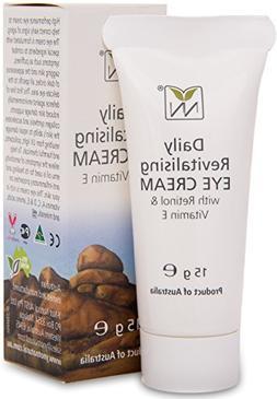 99% Natural Anti Aging Eye Cream with Australian Emu, Retino