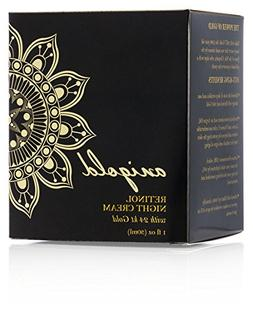 Anigold Facial night cream with Retinol, Matrixyl 3000 and 2