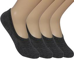 Areke Womens Thin Casual No Show Socks Hidden Non Slip Flat