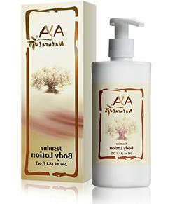 Aya Natural Body Lotion for Dry Skin - Vegan Moisturizer for