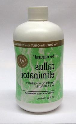 Body Care / Beauty Care be natural Unscented Callus Eliminat