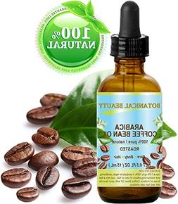 COFFEE BEAN OIL .100% Pure with incredible Coffee Aroma for
