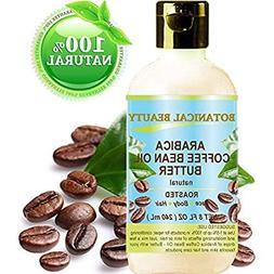 COFFEE BEAN OIL - BUTTER Brazilian. 100% Natural / RAW / UNR