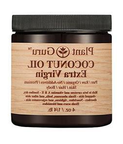 "Coconut Oil ""Extra Virgin"" Body Butter 4 oz. 100% Pure Raw F"