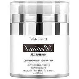 DivinusLab Retinol Moisturizer Cream - Perfect Anti Aging &