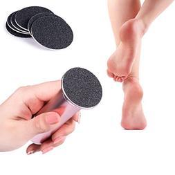 Electric Foot Scrubber Dead Skin Callus Remover - DAODER Pro