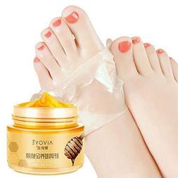 EnjoCho Foot Cream-Milk Honey Moisturizing&Nourishing Foot W