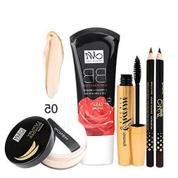 Eyebrow Pencil,Putars Women Sexy Waterproof Mascara Loose Po