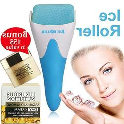 Feel Refreshed At All Times With Facial Ice Roller Puffiness