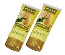 Foot Scrub Cream for Calloused and Dry Feet - Natural, Anti-