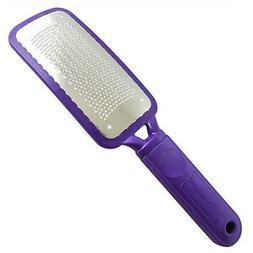 HappyMax Purple Foot Rasp and Dual Sided Foot File Professio
