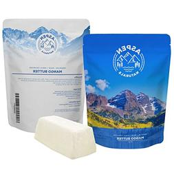 Mango Butter Pure Raw Unrefined - 16 Oz - All Natural Skin M