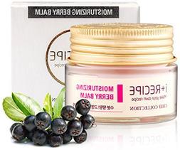 Moisturizing Berry Balm Night Cream - Daily Hydrating Facial