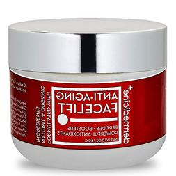 Natural Anti-Aging Facelift Cream for Face | Ultimate Moistu