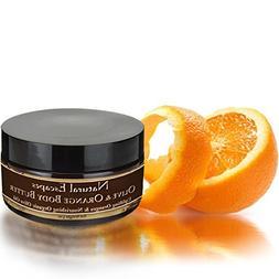 Organic Olive & Orange Body Butter | Intense Moisturizer for