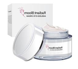 Radiant Bloom - Ageless Eye Cream - Reduce & Eliminate Wrink