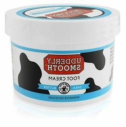 Udderly Smooth - Foot Cream with Shea Butter - 8 oz.