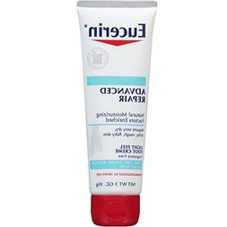 Eucerin Advanced Repair Light Feel Foot Creme, 3 oz