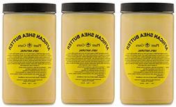 Plant Guru African Shea Butter 32 oz.  Raw Unrefined Grade A