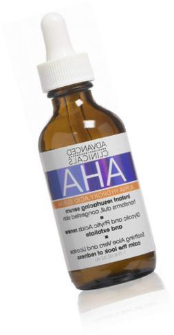 Advanced Clinicals AHA Alpha Hydroxy Acid Instant Resurfacin