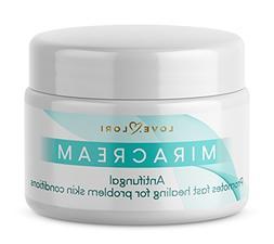 New Antifungal Cream for Athletes Foot, Ringworm, Jock Itch,