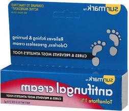 Sunmark Sunmark Antifungal Cream Tolnaftate 1%, 0.5 oz