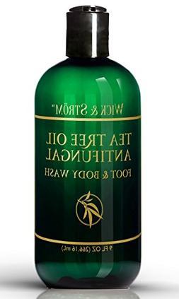 Antifungal Soap with Tea Tree Oil & Active Ingredient Proven