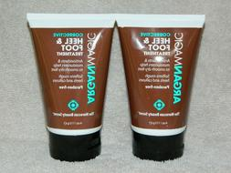 argan oil heel and foot treatment cream