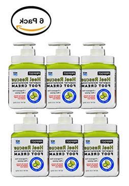 PACK OF 6 - ProFoot Heel Rescue Foot Cream Argan Oil + COQ10