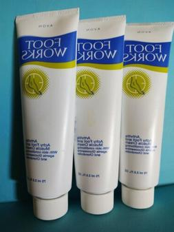 AVON Foot Works ARTHRITIS ACHY FOOT and MUSCLE Cream 2.5 fl.