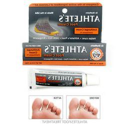 Athlete's Foot Antifungal Cream Treatment Jock Itch Ringworm
