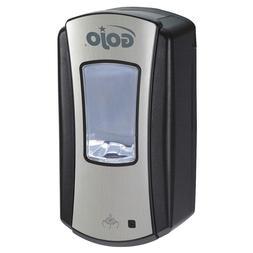 Gojo Automatic Soap Dispenser LTX-12, 1200 ml Black/Chrome T