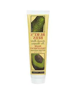 Burt's Bees Avocado Butter Pre-Shampoo Hair Treatment, Sulfa