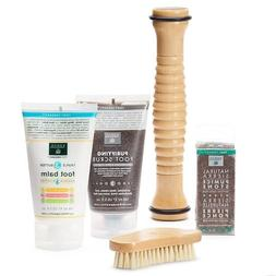 Earth Therapeutics Basic Essentials Foot Therapy Gift Set