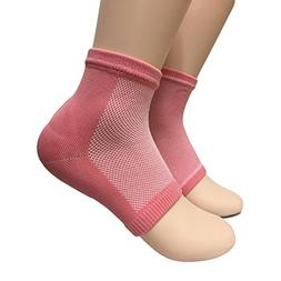 acebone Beauty Spa Moisturizing Gel Heel Socks Pedicure Sock