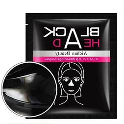 YJYdada Black Mud Deep Cleansing Purifying Peel Off Facail F