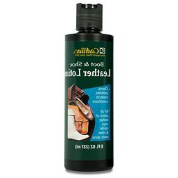 Cadillac Boot & Shoe Care Leather Vinyl Cleaner Conditioner