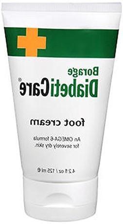Shikai Borage DiabetiCare, Foot Cream - 4.2 Oz by ShiKai
