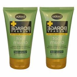 ShiKai All Natural Borage Dry Skin Therapy Foot Lotion Cream