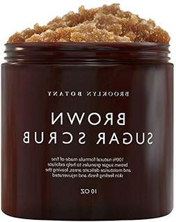 Brooklyn Botany - Brown Sugar Body Scrub - Exfoliating Face