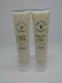 Burt's Bees Mama Bee Leg & Foot Cream with Peppermint & Coco