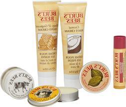 Burt's Bees Tips & Toes Gift Set Hand Cuticle & Foot Creams