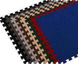 We Sell Mats Carpet Interlocking Floor Tiles 2'x2' )