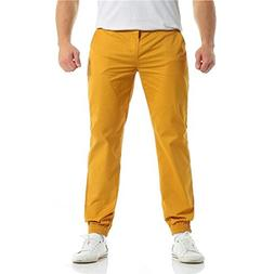 Clearance❤️Men Casual Trousers, NEARTIME Fashion Men's S